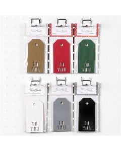 Manila Tags, TO YOU, size 5x10 cm, 300 g, 6x10 pack/ 1 box