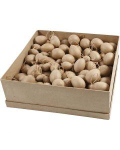 Egg, H: 3-4-5-6 cm, 140 pc/ 1 pack