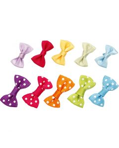 Bows, W: 20+25 mm, 20 pc/ 1 pack