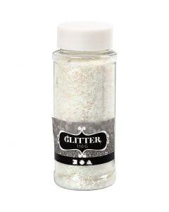 Glitter, crystal, 110 g/ 1 tub