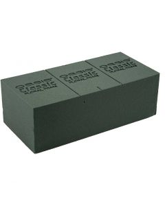 Oasis Floral Foam, size 23x11x8 cm, green, 35 pc/ 1 pack