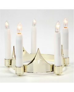 Lucia Crown, H: 14 cm, D: 15-19 cm, 1 pc