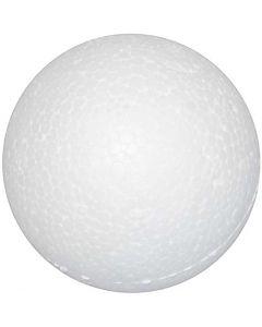 Polystyrene Balls, D: 3 cm, white, 100 pc/ 1 pack