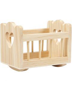 Cradle, L: 8 cm, W: 5,5 cm, 1 pc