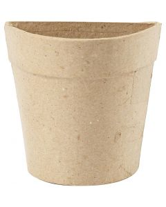 Wall pot, H: 10 cm, 1 pc