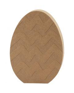 Egg, H: 18 cm, 1 pc
