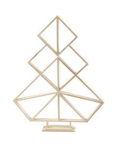 Christmas Tree, H: 60 cm, W: 47 cm, 1 pc