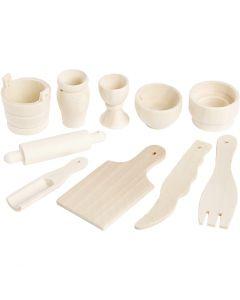 Kitchen Tools, L: 40-60 mm, 10 pc/ 1 pack