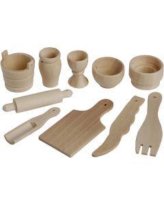 Kitchen Tools, L: 40-60 mm, 50 pc/ 1 pack