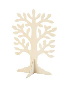 Tree, size 30x21,5 cm, 10 pc/ 1 pack