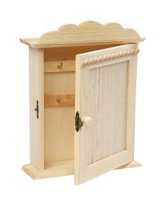 Key Cabinet, size 18x6x22 cm, 1 pc