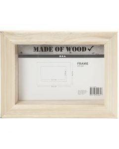 3D Frame , size 18,2x23,2 cm, 1 pc