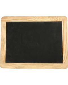 Blackboard, size 19x24 cm, 1 pc