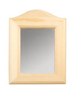 Mirror, size 19x27x1,5 cm, 1 pc