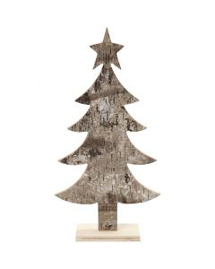 Christmas tree, H: 26 cm, W: 13 cm, 1 pc