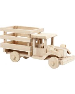 Truck, H: 11 cm, L: 22 cm, W: 7,5 cm, 1 pc
