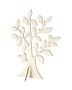 Tree, H: 24 cm, W: 18,4 cm, 1 pc