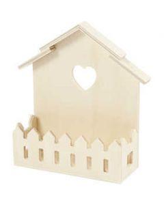 Shelf, H: 16,5 cm, W: 13 cm, 1 pc