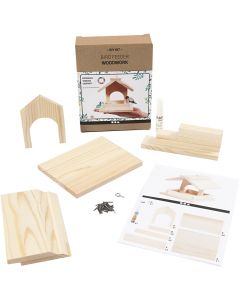 Bird table, H: 12,5 cm, W: 11,5 cm, 1 pc/ 1 pack