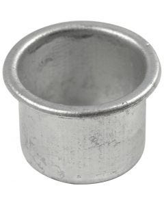 Candle Holder, H: 18 mm, D: 25 mm, hole size 22 mm, 12 pc/ 1 pack