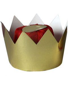 Queen's Crown, H: 7 cm, D: 9 cm, 1 pc