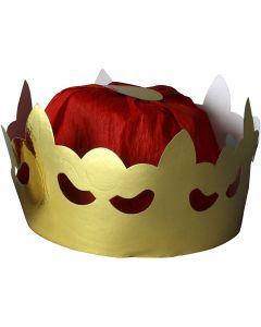 King's Crown, H: 11 cm, D: 19 cm, 1 pc