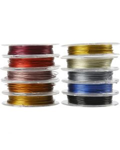 Beading Wire, thickness 0,38 mm, 10x10 m/ 1 pack