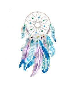 Diamond Dotz, Dreams Come True, card size 12,6x17,7 cm, envelope size 13,6x18,6 cm, 1 pack