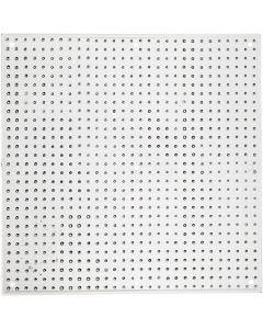 Peg Board, size 14,5x14,5 cm, 10 pc/ 1 pack