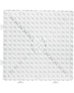 Peg Board, large square, JUMBO, transparent, 1 pc