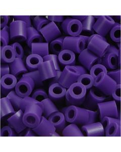 PhotoPearls, size 5x5 mm, hole size 2,5 mm, dark purple (11), 6000 pc/ 1 pack