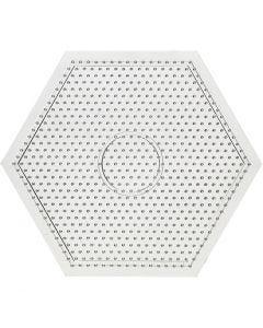 Peg Board, size 15x15 cm, 10 pc/ 1 pack