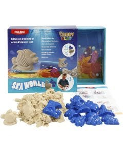 Sandy Clay®, 1 set