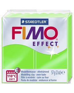 FIMO effect, neon green, 57 g/ 1 pack