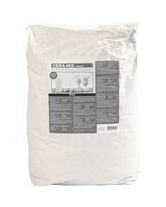 Cera-Mix Standard Casting Plaster, light grey, 25 kg/ 1 pack