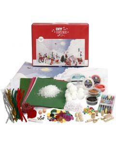 Christmas Landscape Kit, 1 set