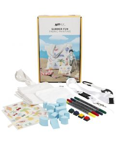 DIY textile kit, 1 set
