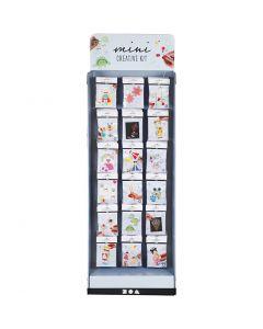 Mini Creative Kit, H: 1500 mm, W: 580 mm, white, 108 set/ 1 pack