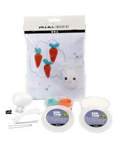 Mini Creative Kit, Rabbit , 1 set