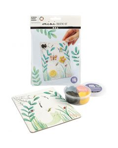 Mini Creative Kit, 3D picture, 1 set