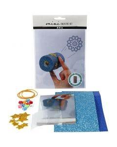 Creative mini kit, Toilet roll kaleidoscope, 1 set