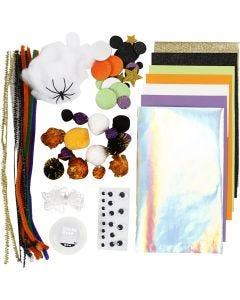 Crafting assortment, Halloween, 1 pack