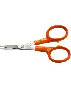 Classic Precision Scissors, L: 10 cm, kurvet spids, 1 pc