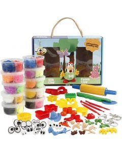 Foam Clay® and Silk Clay® Set, 1 set
