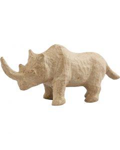 Rhino, H: 7,5 cm, L: 18 cm, 1 pc