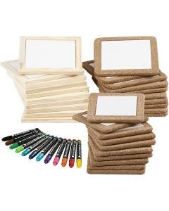 Trivet Painting, standard colours, additional colours, 1 set, 30 pc