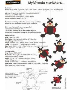 Swarming Ladybugs