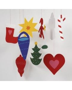 Making Children's Christmas Decorations