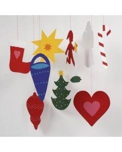 Making Children's Christmas Decorations
