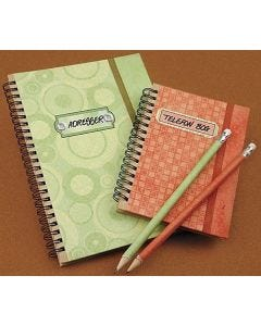 Spiral Bound Notebook